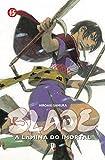 capa de Blade. A Lâmina do Imortal 15