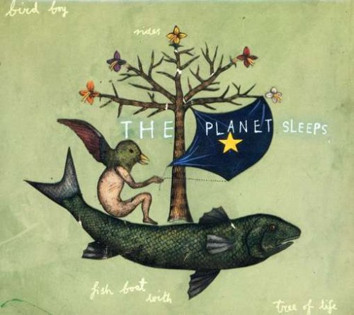 The Planet Sleeps