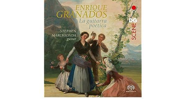 Granados: La guitarra poética de Stephen Marcionda en Amazon Music ...