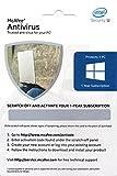 Software : Intel McAfee AntiVirus Code Card Anti-Virus