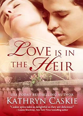 book cover of Love Is in the Heir
