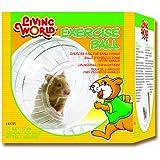 Living World Boule d'exercice pour Hamster Diamètre 17 cm