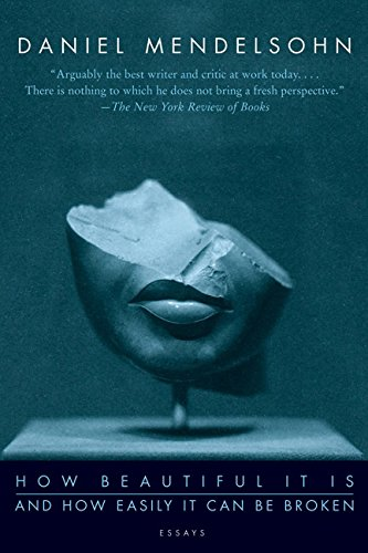 Download How Beautiful It Is And How Easily It Can Be Broken Essays