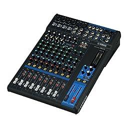Yamaha MG12 - MG Series Analog Mixing Console 12 Channel Mixer