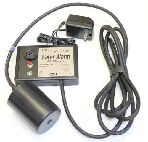 High or Low water alarm