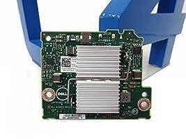 JVFVR - NIC 57810 S-K 10GbE Embedded Converged Network Daughter Card PowerEdge M620