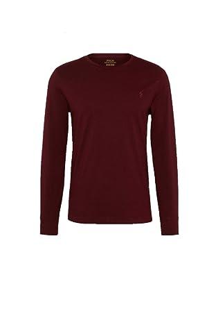 superior quality 4f454 e9a25 Polo Ralph Lauren Uomo T-Shirt - Maglia Manica Lunga