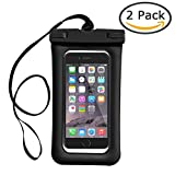 Floating Waterproof Phone Pouch, IFCASE Universal Water Proof - Best Reviews Guide