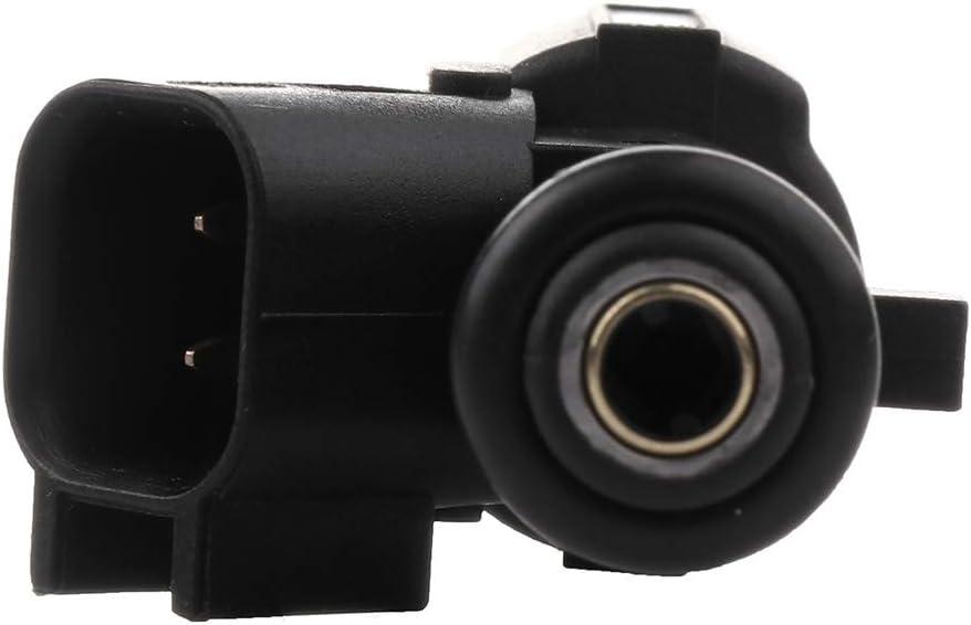 LSAILON Engine Fuel Injectors 4 Hole Engine Fuel Injector Kits Fit for Jeep Cherokee//Grand Cherokee//Wrangler,Dodge Ram 1500,Dodge Ram 2500 Van//Ram 3500 Van 0280155923,Set of 6