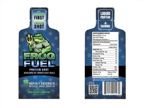 Frog Fuel 5-pack