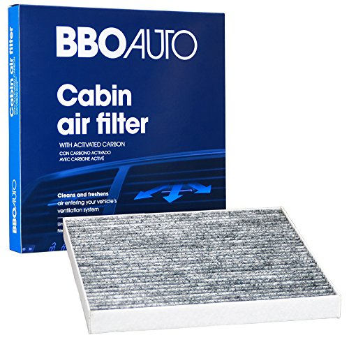 emium Cabin Air Filter with Active Carbon Media – Fits Toyota Tacoma | Pontiac Vibe (CF10374 REPLACEMENT) ()