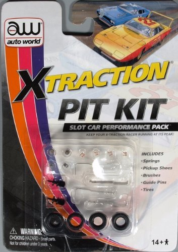 Round 2 RDZ00105 AW X-Traction Pit Kit