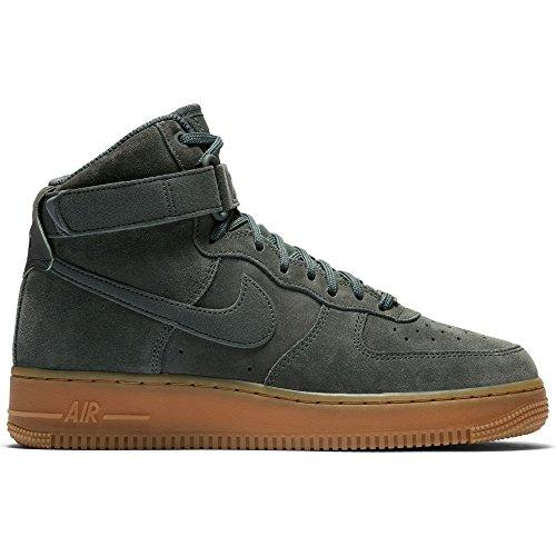 Nike Wmn Aeronautica 1 Hi Se Womens 860.544-301 Verde Vendemmia Verde / Annata