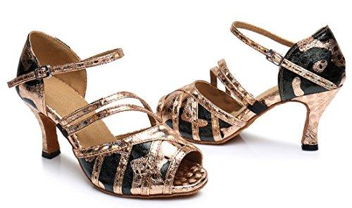 Ballerine Donna Joymod MGM Gold 35 Nero Black 5cm Heel 7 5qRwx7w