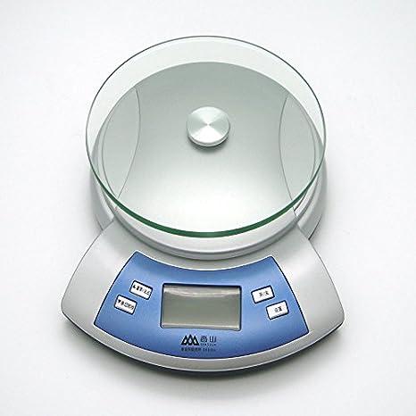 LSD-fubao El Hogar Cocina Mini pesa la precisión de la báscula electrónica: Amazon.es