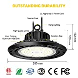 TREONYIA 100W UFO LED High Bay Light