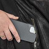 Mous AraMax Ultimate Black Carbon Fiber Case For