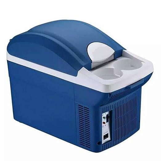 GXFC Mini Nevera Refrigerador pequeño de 8 litros para automóvil ...