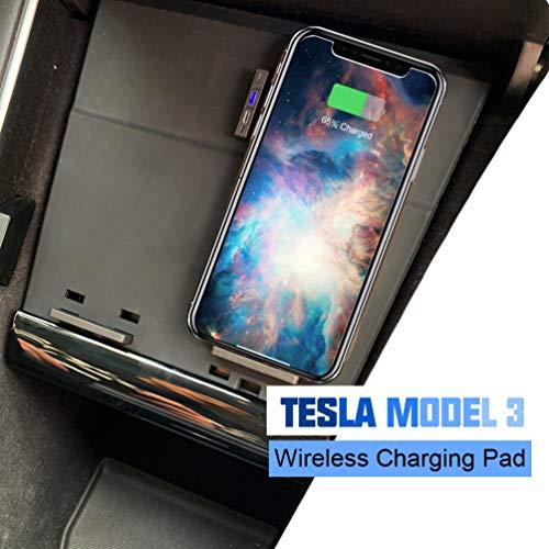 Tesla Model 3 Wireless Charger, M3 Horizontally/Vertically ...