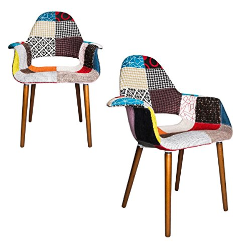 Tribeca Organic Arm Chair (Patchwork, 2) Review
