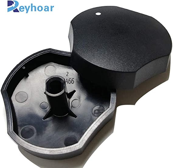 Oven Stove Lifetime Appliance 74009592 Burner Control Knob Compatible with Whirlpool Range WP74009592