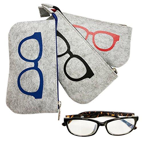 Eyeglass Case Portable...