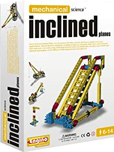 Engino Mechanical Science: Inclined Planes Construction Kit