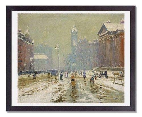 Arthur Clifton Goodwin, Copley Square, - Copley Place Boston