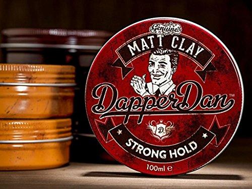Dapper Dan Matt Clay Pomade Strong Hold 100ml