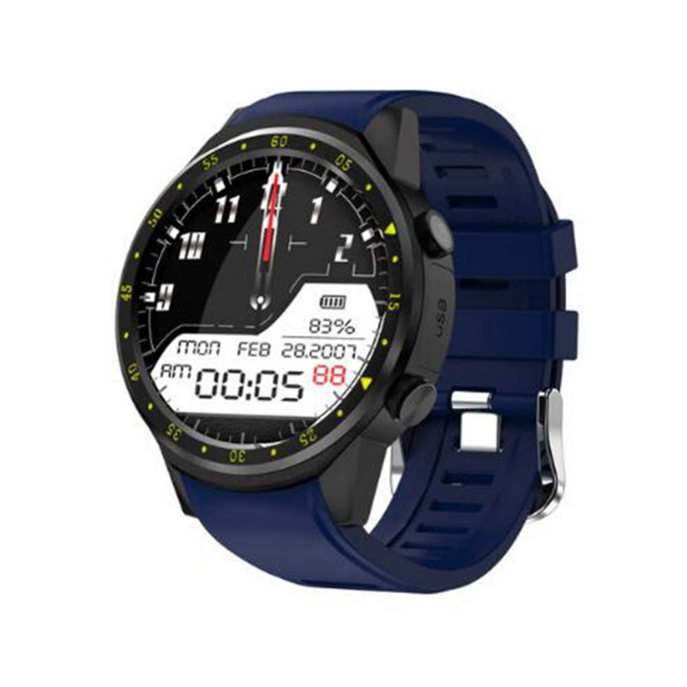 HCWH GPS Sport Reloj Inteligente con cámara Altímetro ...