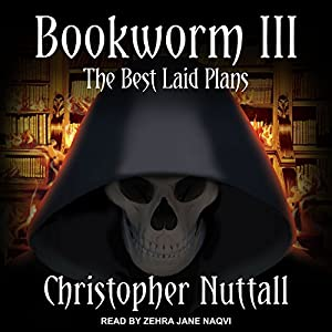Bookworm III: The Best Laid Plans Hörbuch