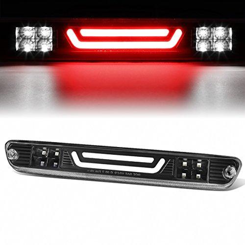 Black Housing 3D LED Bar 3rd Third Tail Brake Light Rear Cargo Lamp for Chevy Colorado/GMC Canyon 04-12