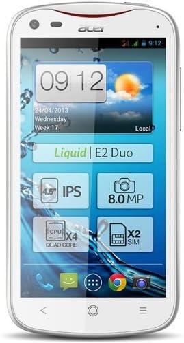 Acer Liquid E2 - Smartphone libre Android (pantalla 4.5
