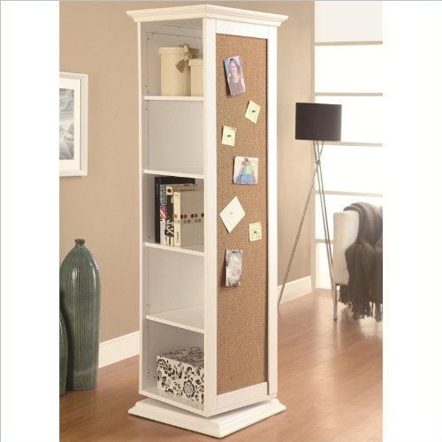Coaster Home Furnishings Casual Accent Cabinet, White