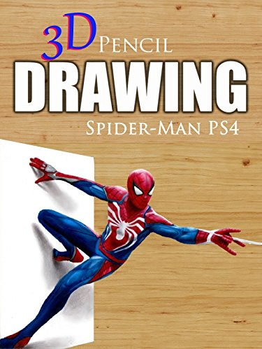 Clip: 3D Pencil Drawing: Spider-Man PS4 : Watch online now ...