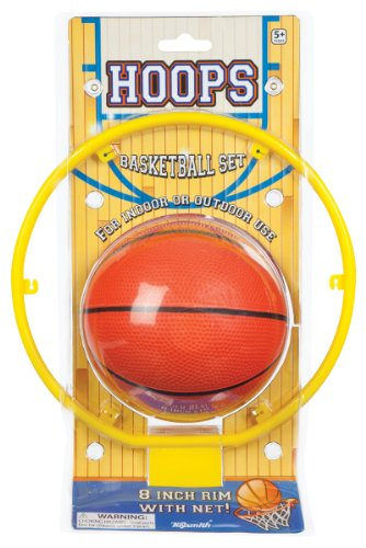 Toysmith 2799 Hoops Basketball Set