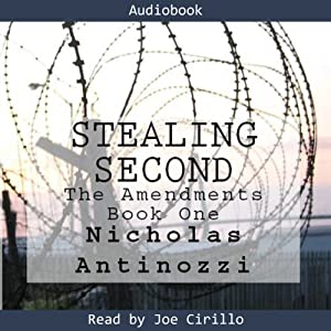 Stealing Second Audiobook