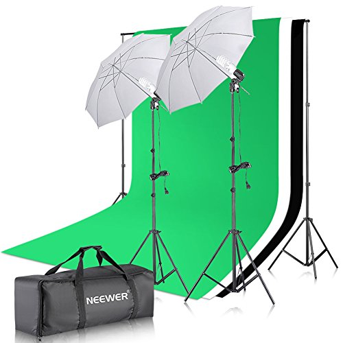 Neewer Background Continuous Umbrellas Photography product image