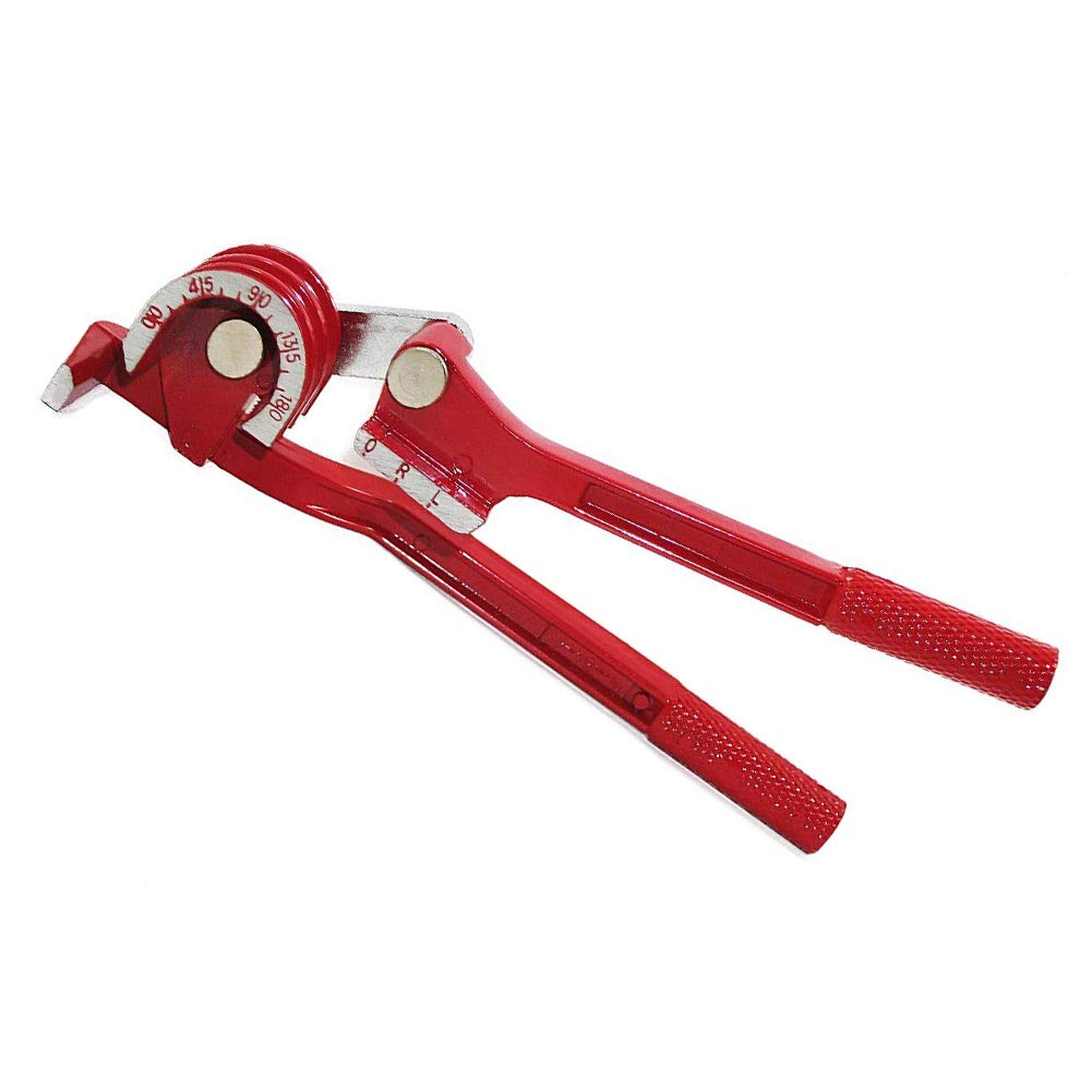 Preamer Tube Bending Pliers & Brake Line Forming Tool,6mm/8mm/10mm