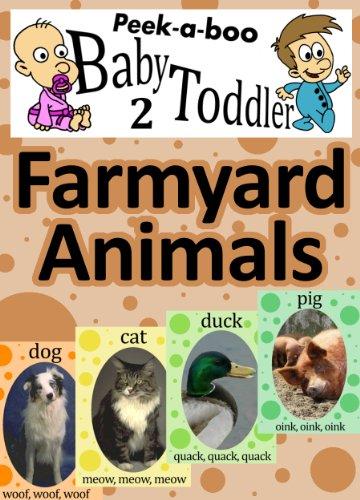 Farmyard Animals - 4