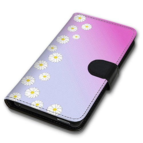 Wallet Book Style Flip Handy Tasche Case Schutz Hülle Schale Motiv Etui für Apple iPhone 6 / 6S - Design Flip MV295