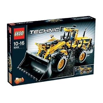 8265 Construction Lego Technic Bulldozer De Jeu Le wOk8nNPX0
