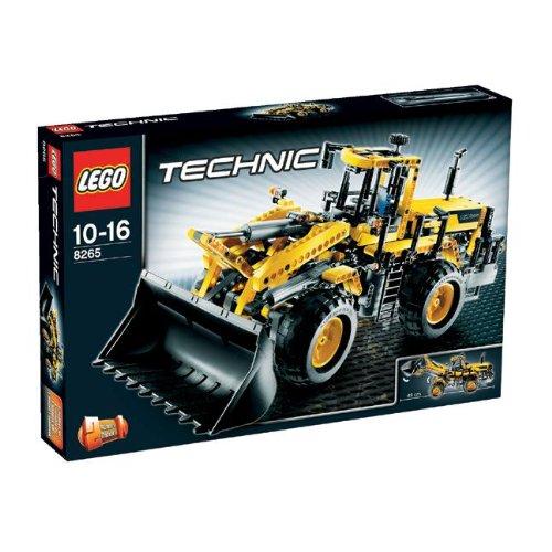 LEGO Technic 8265 - Frontlader Frontlader Frontlader 845b64