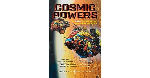 Amazon.com: Cosmic Powers: The Saga Anthology of Far-Away ...