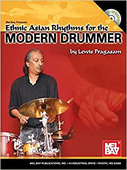 Book Ethnic Asian Rhythms for the Modern Drummer