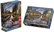 Quebra-cabeças Grow 2000 peças: Verão em Amsterdã (exclusivo Amazon), Multicor