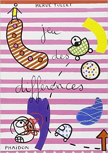 Livres télécharger kindle free Jeu des différences by Hervé Tullet in French PDF iBook 0714861979