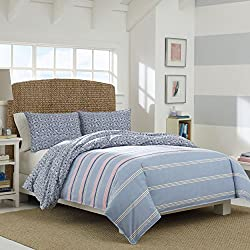 Nautica Comforter Set, King, Destin