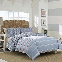 Nautica Comforter Set, King, Destin