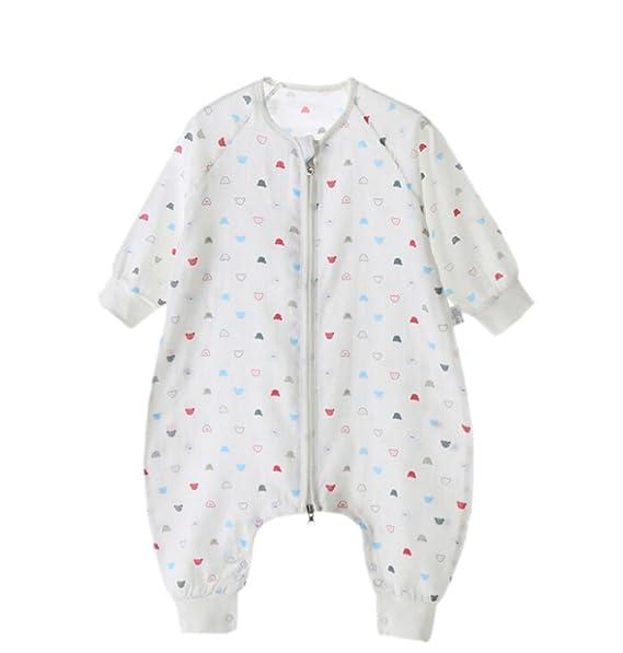 Samgu - Saco de dormir - para bebé niña marrón L: Amazon.es: Ropa y accesorios